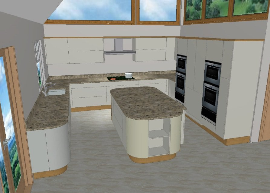 ... See What Effect Your Alterations Will Have On The Kitchen. We Don´t  Mind How Many Changes You Make Or How Long It Takes U2013 It Has To Be Right  For You!