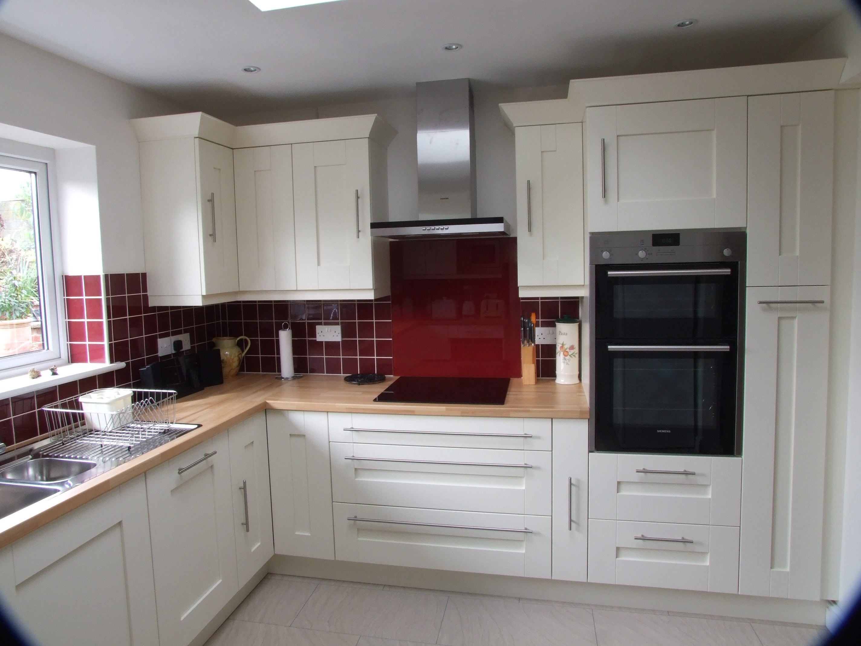 Our Budget Kitchens Consist Of A Vast Selection Of Vinyl Wrap And Laminate  Doors In A Variety Of Finishes. Our Budget Range Is For Customers Who Want  Value ...