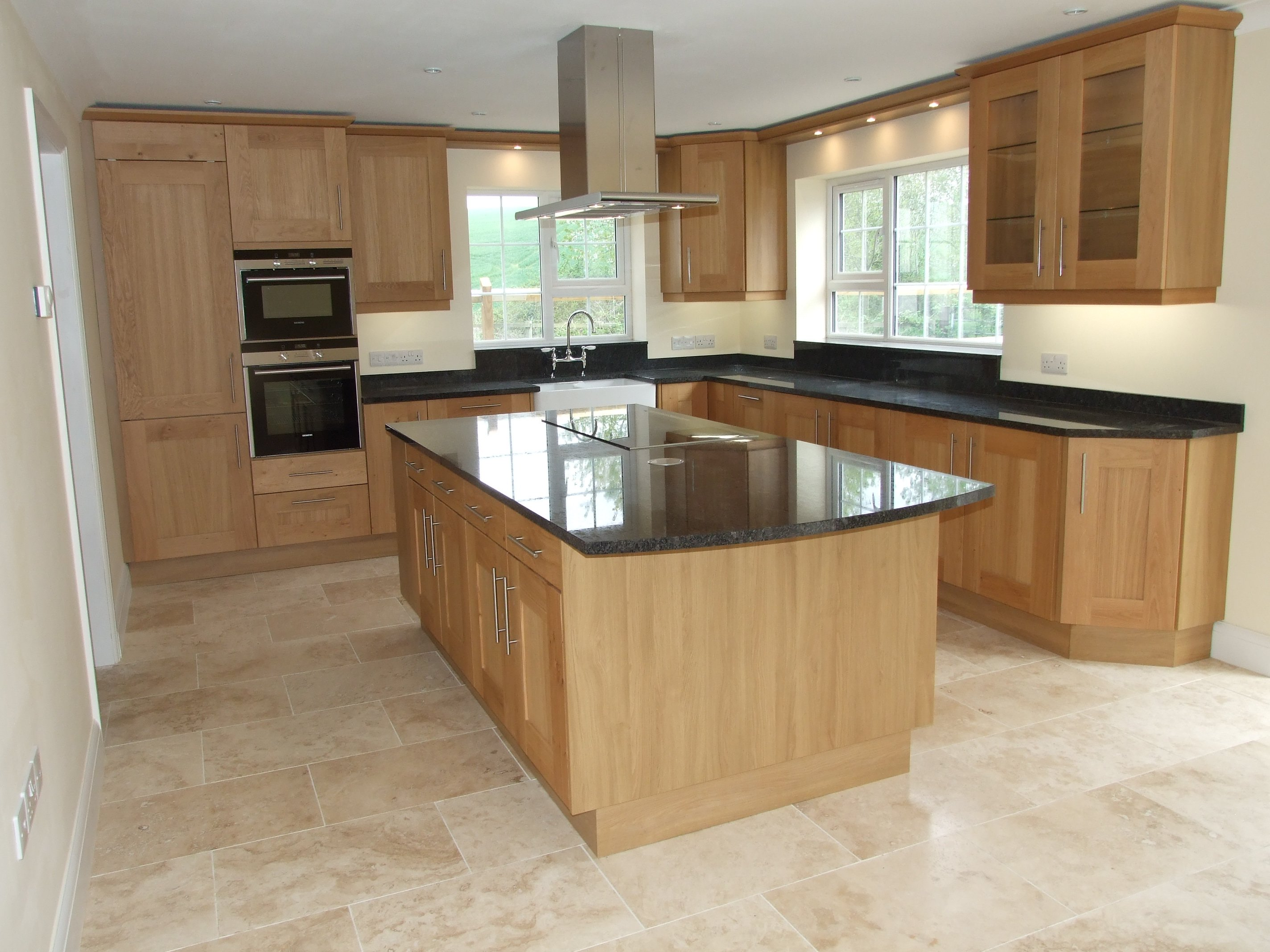 Granite Kitchen Work Tops 1000 Images About Kitchen On Pinterest Fitted Kitchens Oak