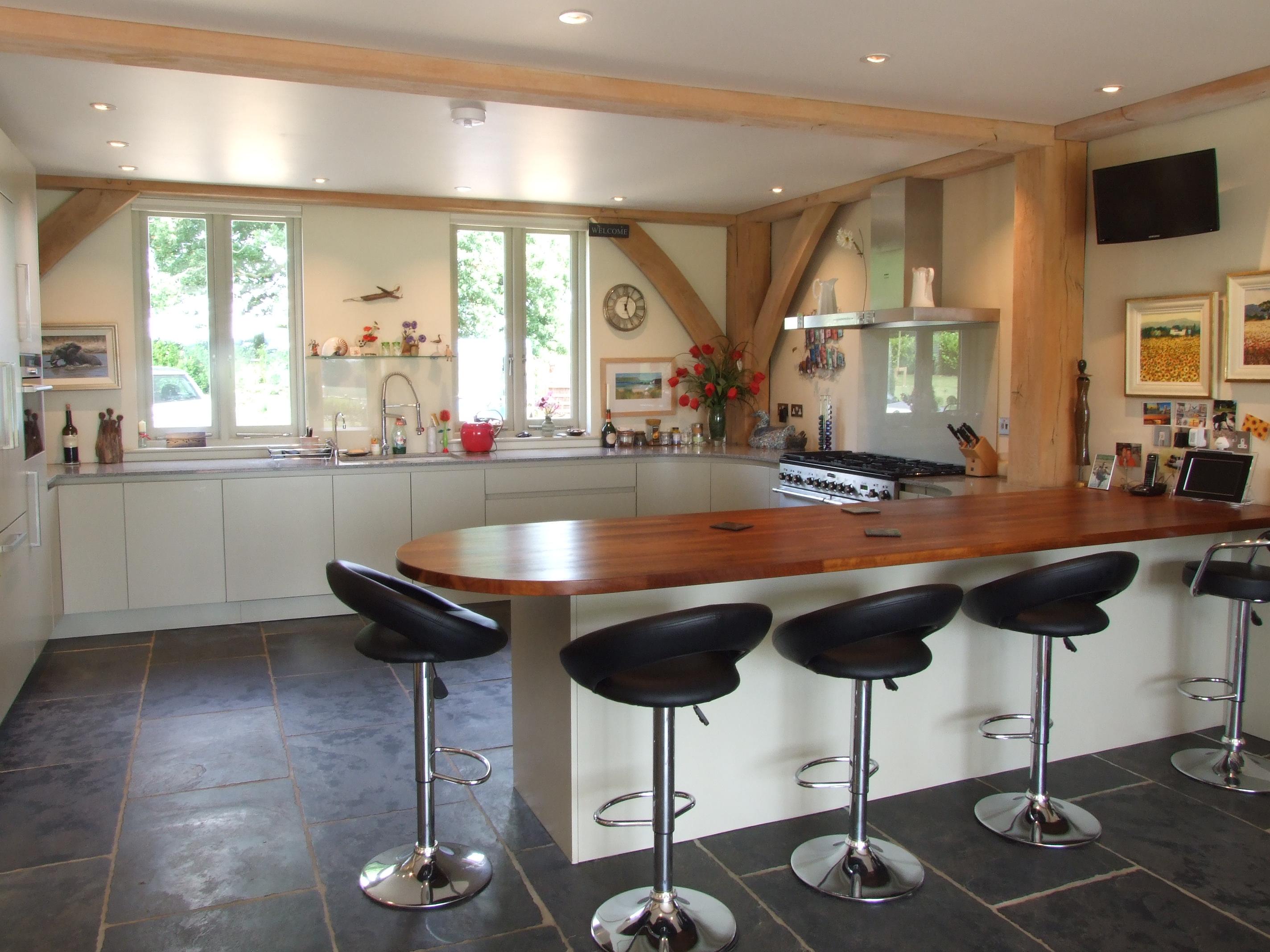 Best Extension Kitchen On Pinterest Split Level Kitchen 400 x 300