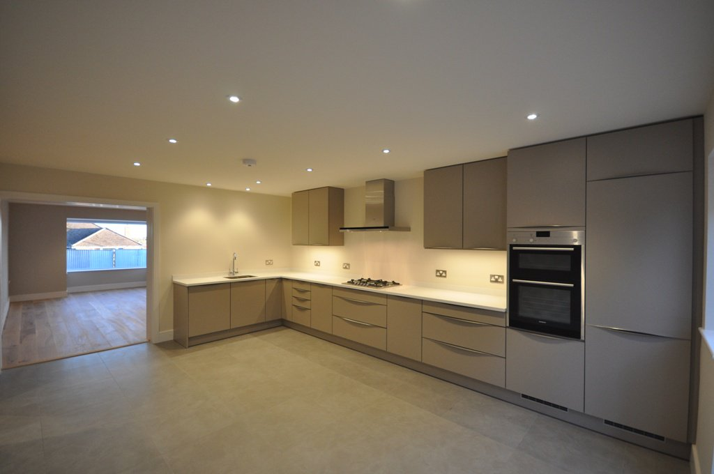 Contemporary Handleless Kuhlmann Kitchens Our Latest